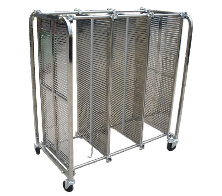 ESD Stainless Steel Trolley SP-TRO103