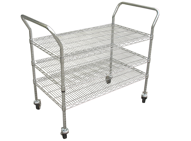 Gradient handle ESD Cart SP-TRO-110