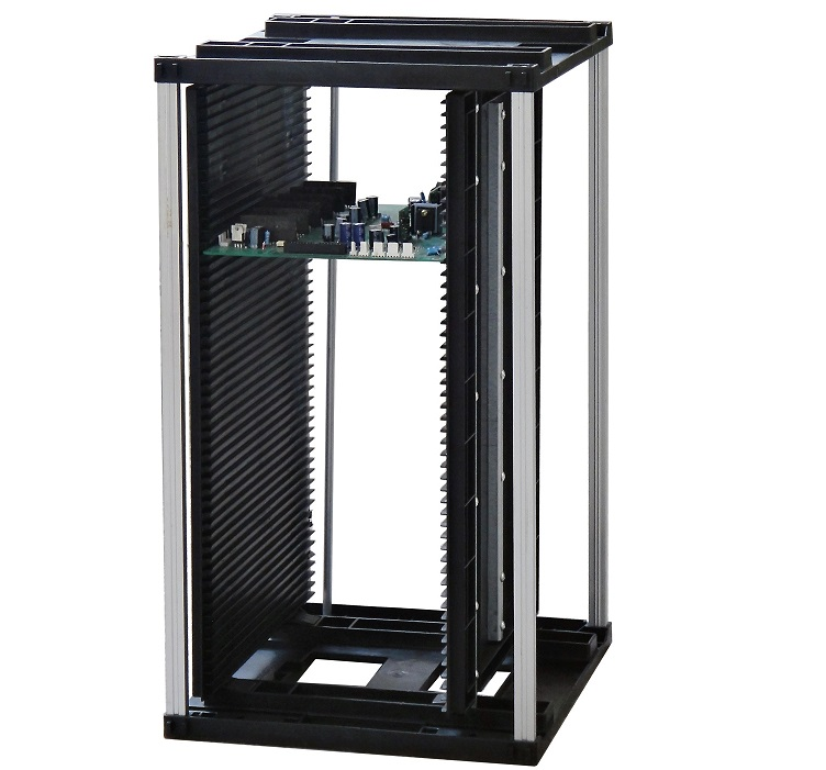 SMT ESD PCB Magazine Rack 355*315*580mm SP-01