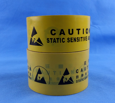 Antistatic Warning Tape SP-TAP-03