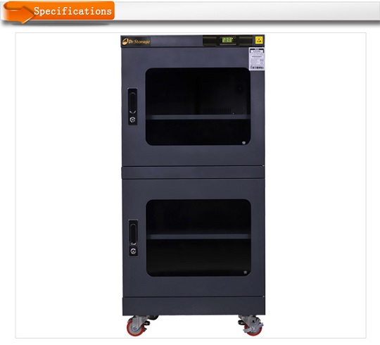 Anti-static Humidity Cabinet C2E-490 ,Dryzone or Dr.Storage brand